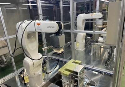 研磨ロボット1