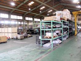 倉庫内の写真