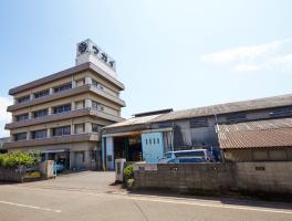 株式会社鵜飼本社工場の外観写真
