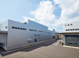 株式会社鵜飼の坂祝工場の風景写真