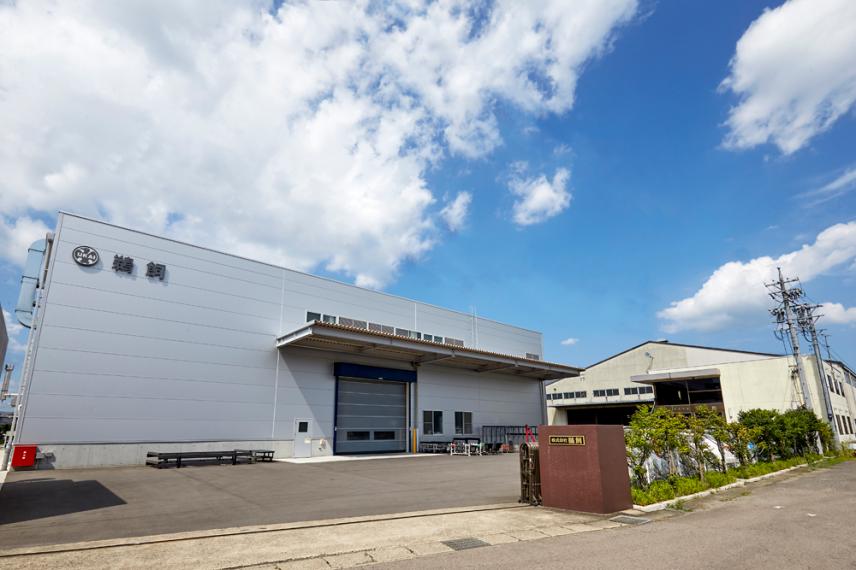 株式会社鵜飼坂祝工場の外観写真