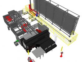 自動倉庫システムMARS